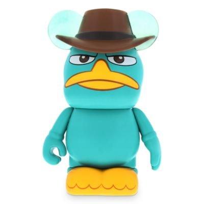 RoomClip商品情報 - ディズニー(Disney)US公式商品 ペリー Perry フィギュア おもちゃ 玩具 置物 人形 バイナルメーション エージェントP シリーズ3大きさ:7.6cm(高さ) [並行輸入品]