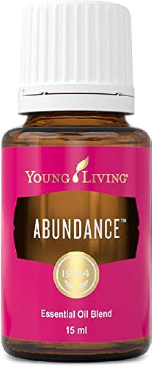 仕立て屋ジャーナリスト意義ヤングリビング Young Living ヤングアバンダンス エッセンシャルオイル 15ml