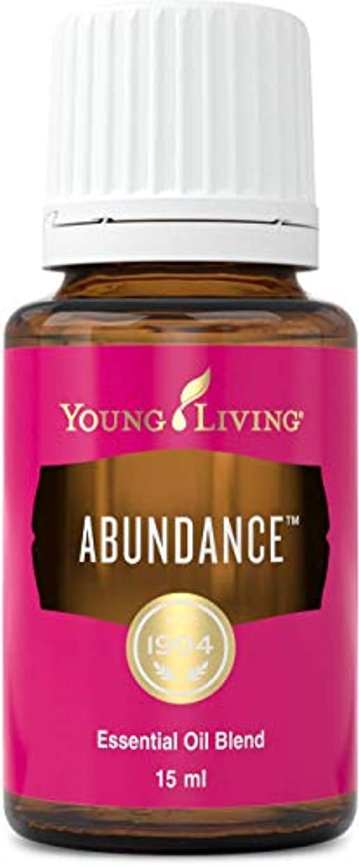 メモなかなか値するヤングリビング Young Living ヤングアバンダンス エッセンシャルオイル 15ml