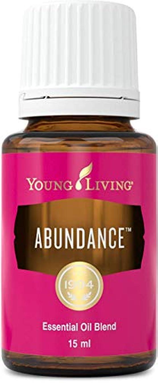 ヘクタールかろうじて分類ヤングリビング Young Living ヤングアバンダンス エッセンシャルオイル 15ml