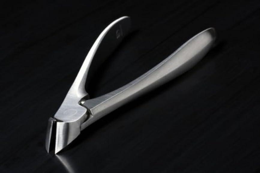 健康対角線ピンポイントSUWADA (スワダ)爪切り クラシック 足用 (収納ケース付)