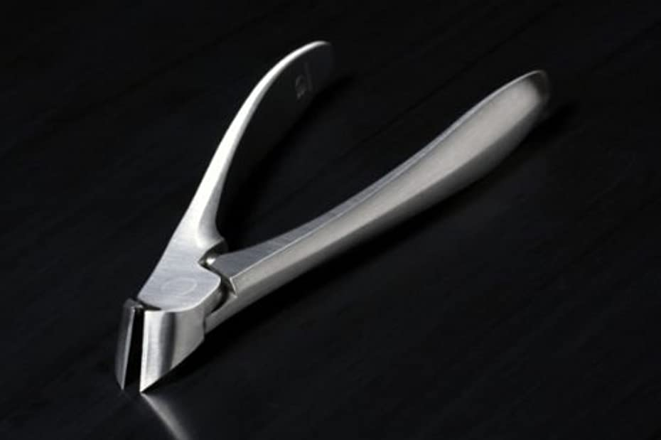 脳論争的自動車SUWADA (スワダ)爪切り クラシック 足用 (収納ケース付)