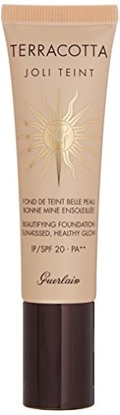 信頼ゆりかご想定するゲラン Terracotta Joli Teint Beautifying Foundation SPF 20 - # Light 30ml