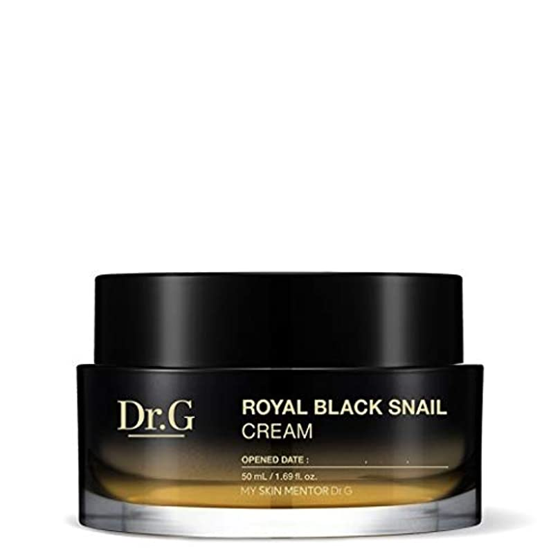 [Dr.Gドクタージー] ロイヤルブラックスネイルクリーム 50ml / Royal Black Snail Cream