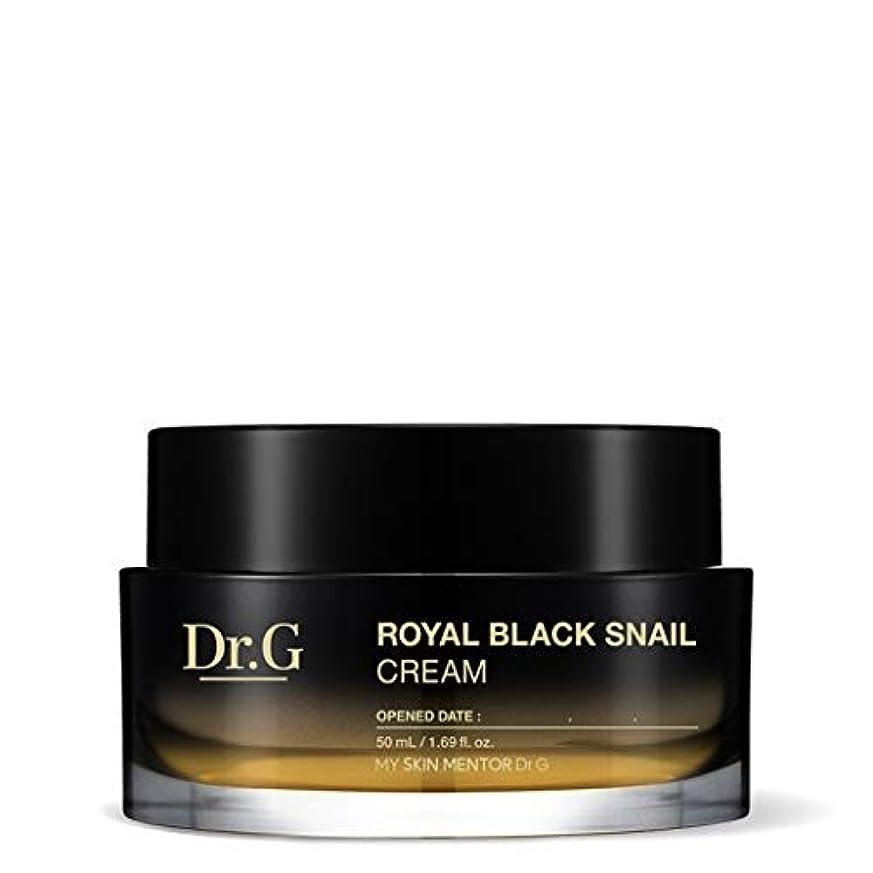 パーチナシティ聖域不足[Dr.Gドクタージー] ロイヤルブラックスネイルクリーム 50ml / Royal Black Snail Cream