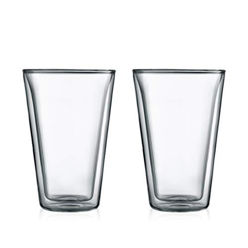 ボダム キャンティーン ダブルウォールグラス 0.4L(2個セット) 10110-10