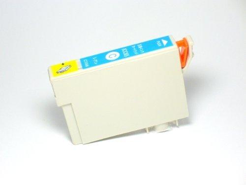 mita エプソン ICC65 互換インク 4個パック(シアン)