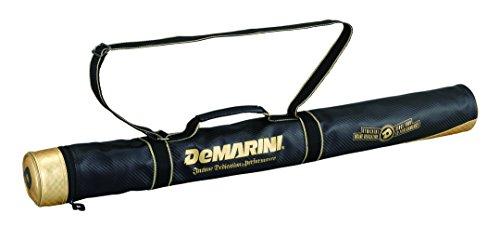 DeMARINI(ディマリニ) バットケース 1本入れ WTABA61 ブラック L92×W9 (cm)