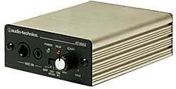 audio-technica マイクロフォンアンプ AT-MA2