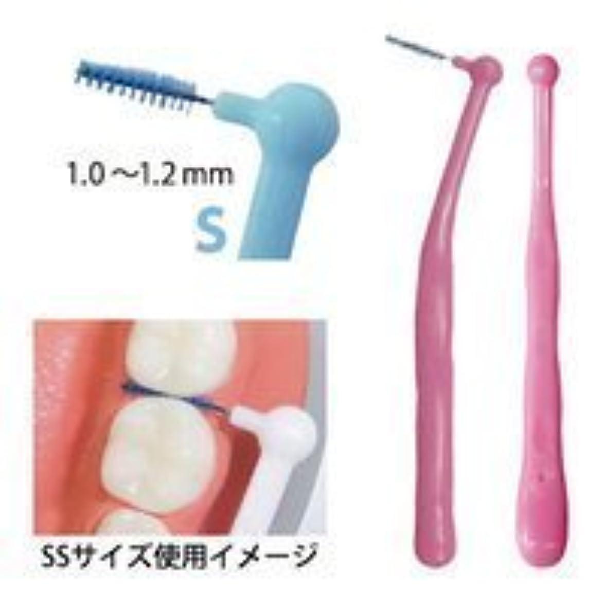 聖職者コピー時刻表Ci PRO L字型歯間ブラシ / S(ライトブルー) / 100本入りパック