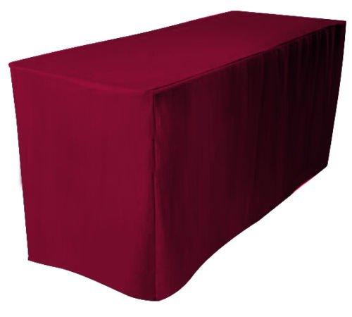 (ウルビー) Urby® 長方形のフィットテーブルクロス テーブルカバー 6 FT