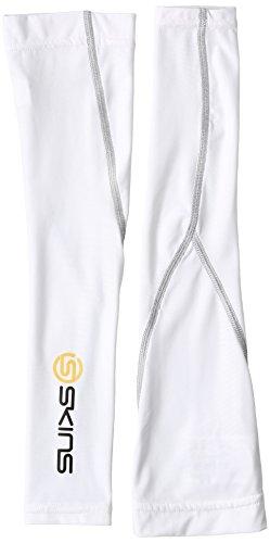 (スキンズ)SKINS コンプレッション エッセンシャル スリーブ J59005096D [メンズ] WHT XS