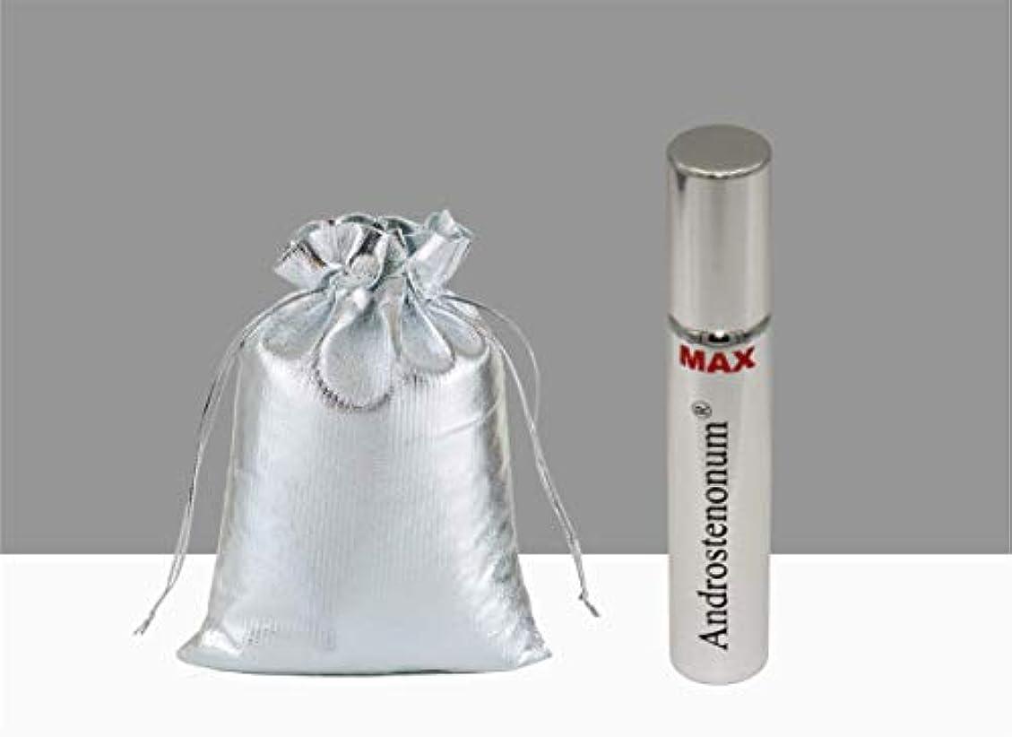 チップグリル思いつくANDROSTENONUM MAX 100%男性用フェロモン8mlロールオン