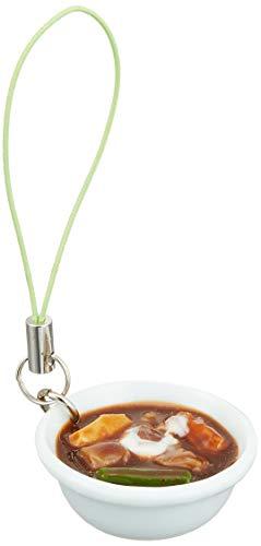 末武サンプル 食品サンプル携帯ストラップ ビーフシチュー 約31㎜ s-17970