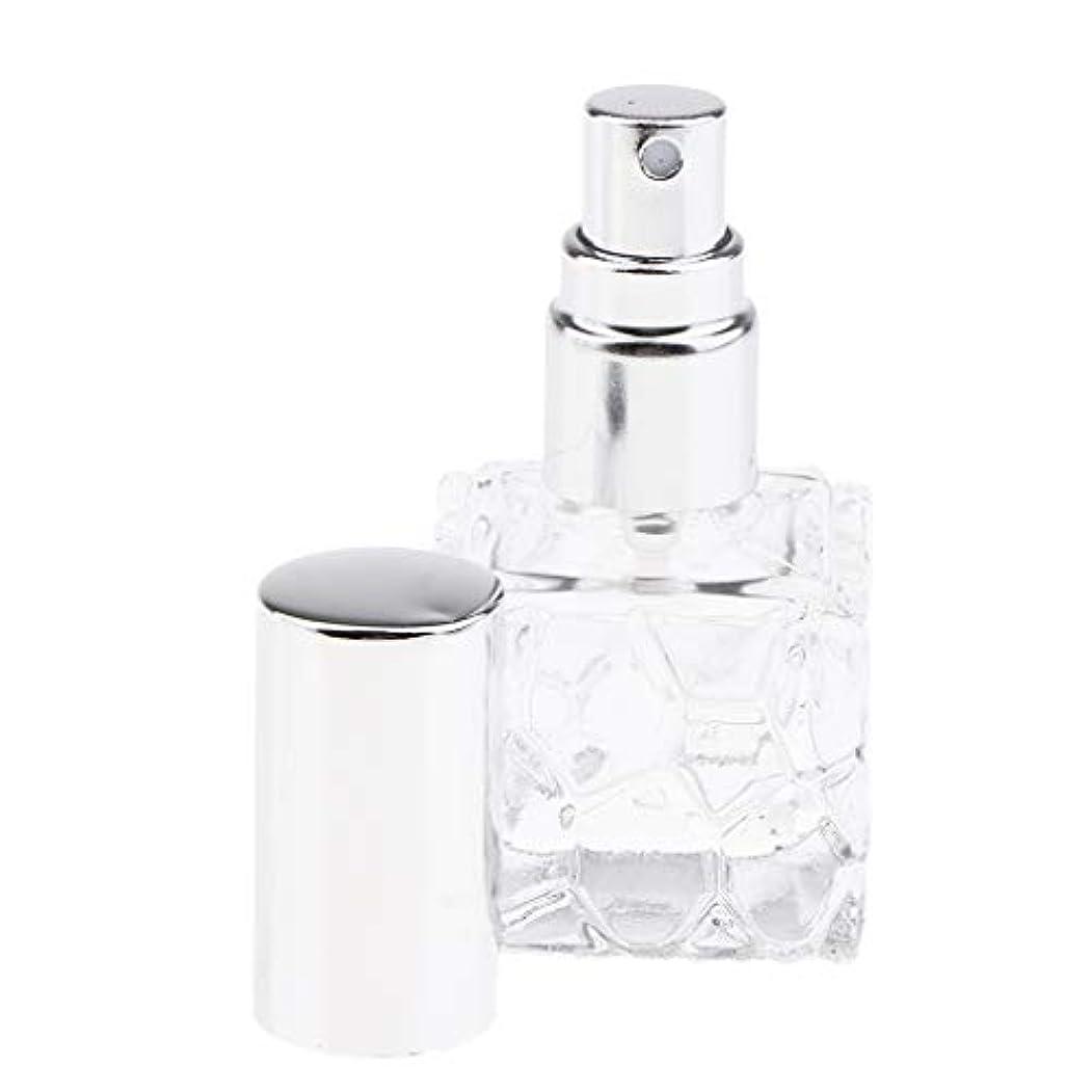 殺人凍る振るDYNWAVE スプレーボトル ガラス 詰め替え式 ファインミストスプレー アロマ保存 香水 保存 2種選択でき - 10ml 3個
