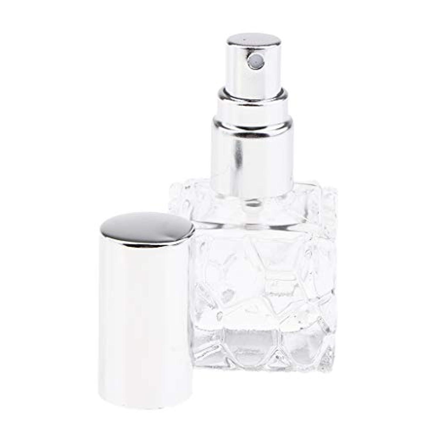 日バーター宿るDYNWAVE スプレーボトル ガラス 詰め替え式 ファインミストスプレー アロマ保存 香水 保存 2種選択でき - 10ml 3個
