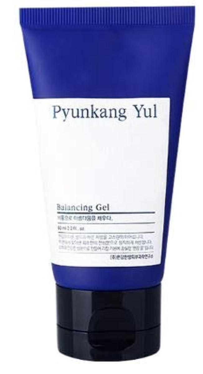 出血ロボット睡眠[Pyunkang Yul] Balancing Gel 60ml / バランシング ジェル 60ml [並行輸入品]