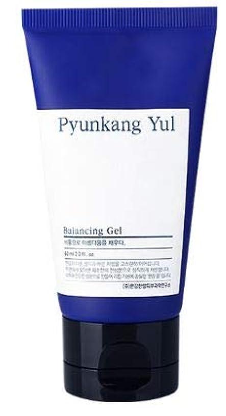 系譜禁輸ぼんやりした[Pyunkang Yul] Balancing Gel 60ml / バランシング ジェル 60ml [並行輸入品]