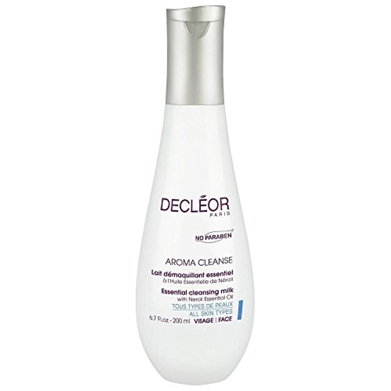 地域の情熱的良い[Decl?or] ネロリエッセンシャルオイル、200ミリリットルとデクレオール不可欠なクレンジングミルク - Decl?or Essential Cleansing Milk With Neroli Essential...