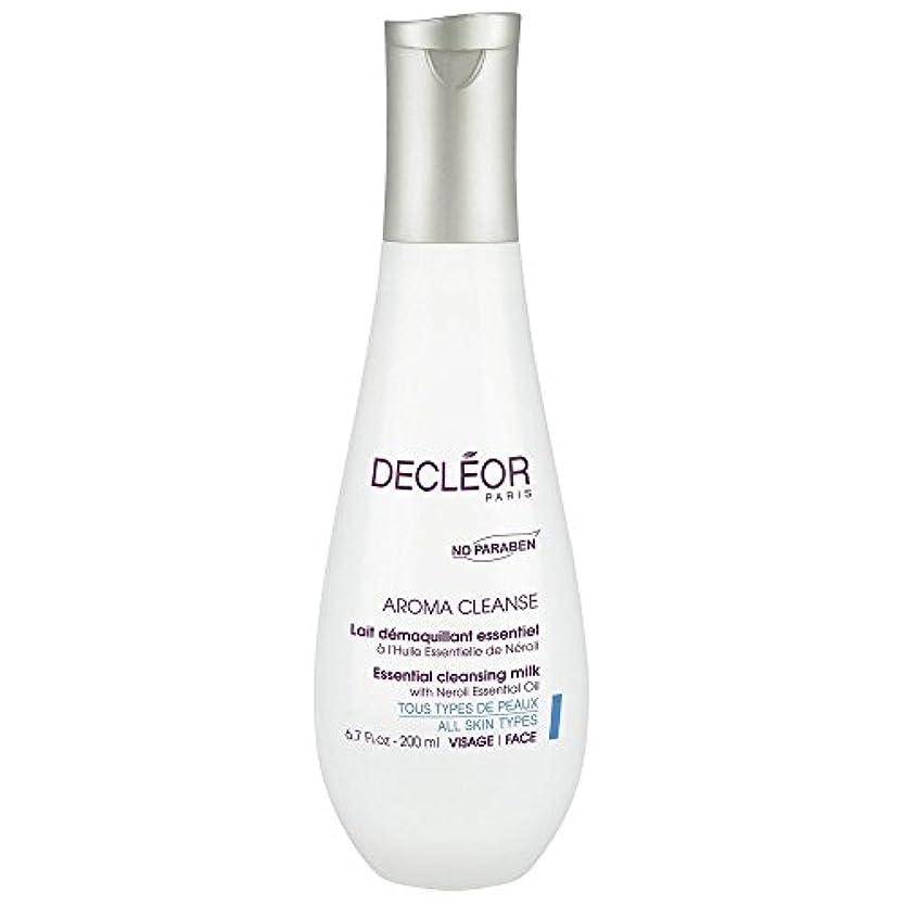 使役ルーム読みやすさ[Decl?or] ネロリエッセンシャルオイル、200ミリリットルとデクレオール不可欠なクレンジングミルク - Decl?or Essential Cleansing Milk With Neroli Essential...