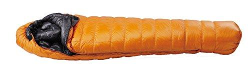 イスカ(ISUKA) 寝袋 エア 700SL ゴールド [最低使用温度-15度]