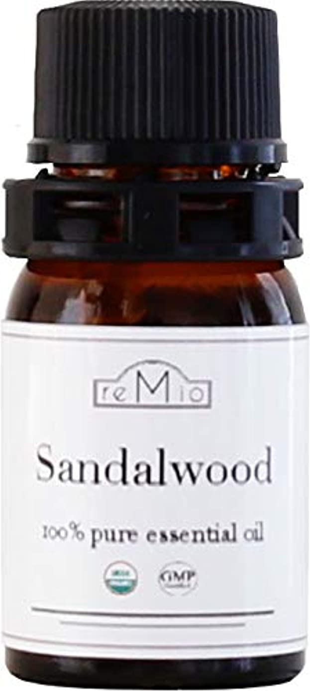 リム保護するジャベスウィルソンオーガニック サンダルウッドオイル(3ml)