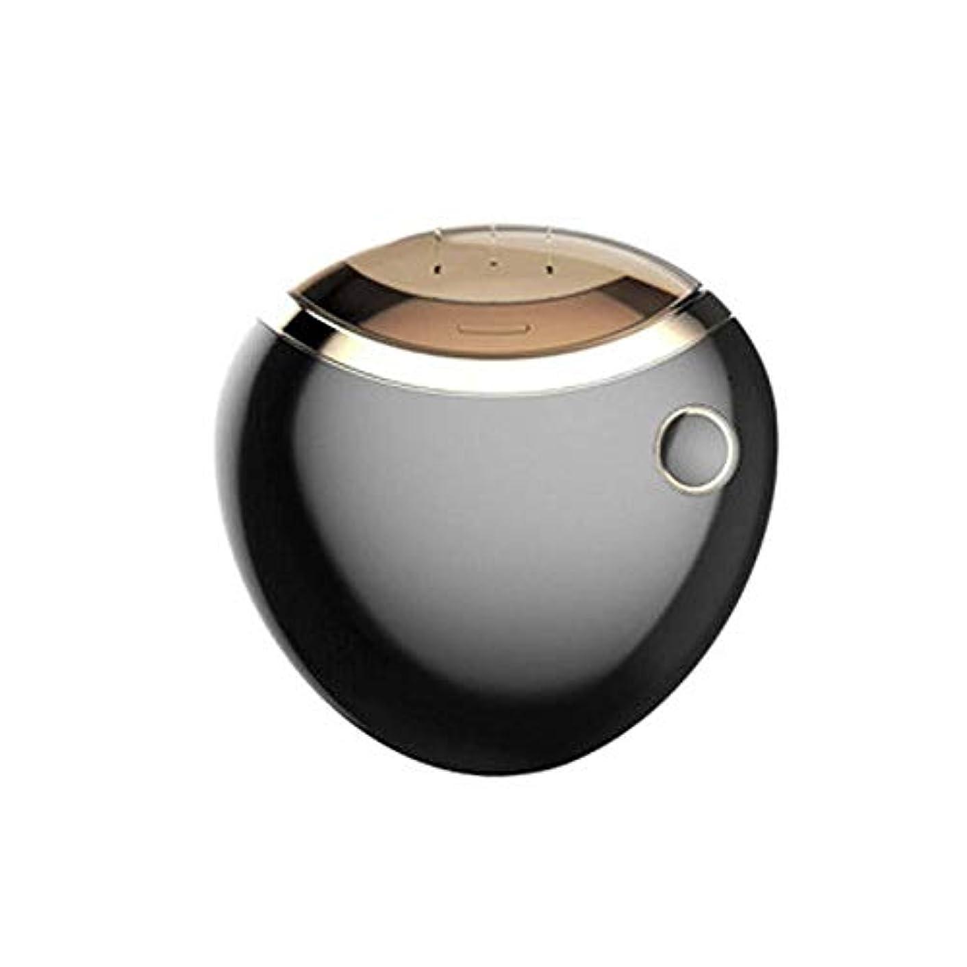 アラートサポートくつろぎBostar 電動爪切り 爪磨き 自動爪切り 爪ケア USB充電式 ネイルケア 男女兼用 プレゼント 高級 騒音なし 簡単安全 コンパクト ブラック