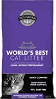 ワールドベストキャットリッター (WBCL) 猫砂パープル 3.18KG 小