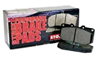 StopTech 104.0961 PosiQuiet Brake Pad [並行輸入品]