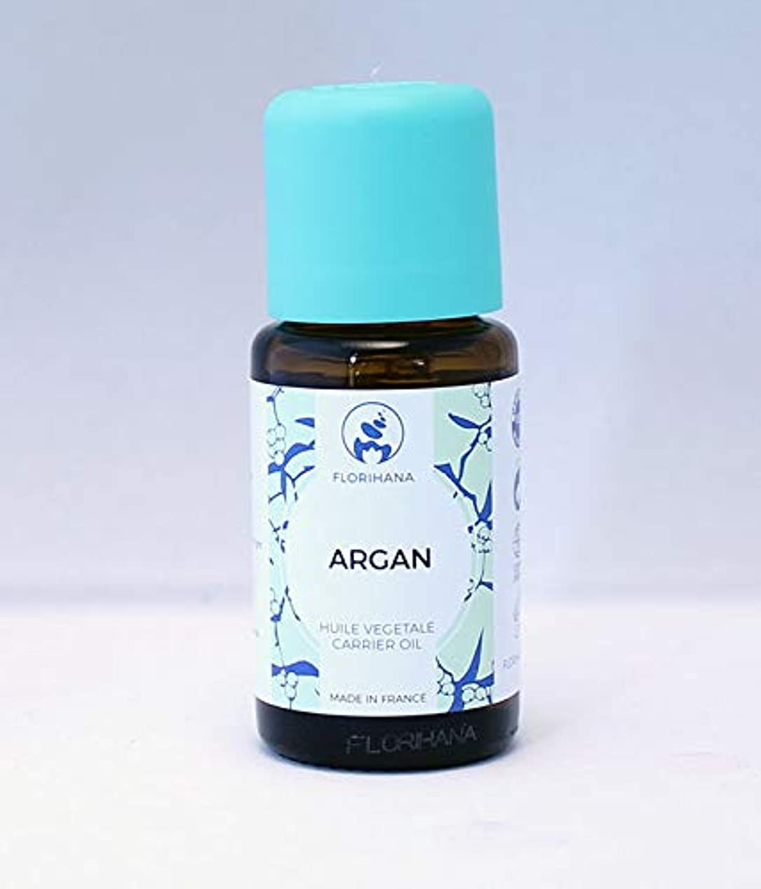 柔らかさ気分が良いバウンスオーガニック キャリアオイル アルガンオイル (15ml)