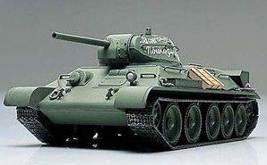 1/48 ミリタリーミニチュアコレクション T34/76 1941 (鋳造砲塔) (完成品) 26510