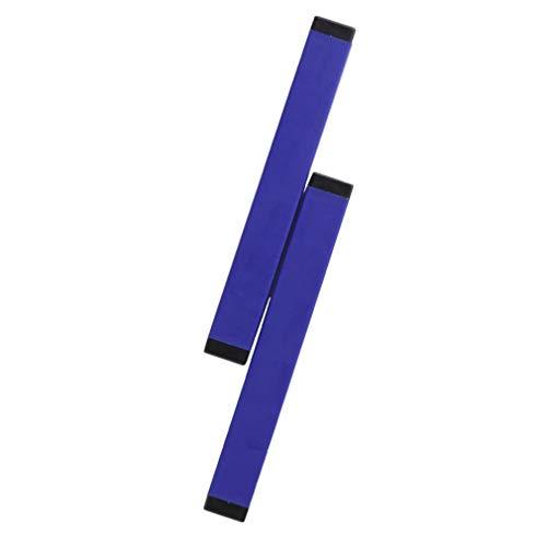 あかしや ラバーツイン文鎮 185g ブルー AQ-07