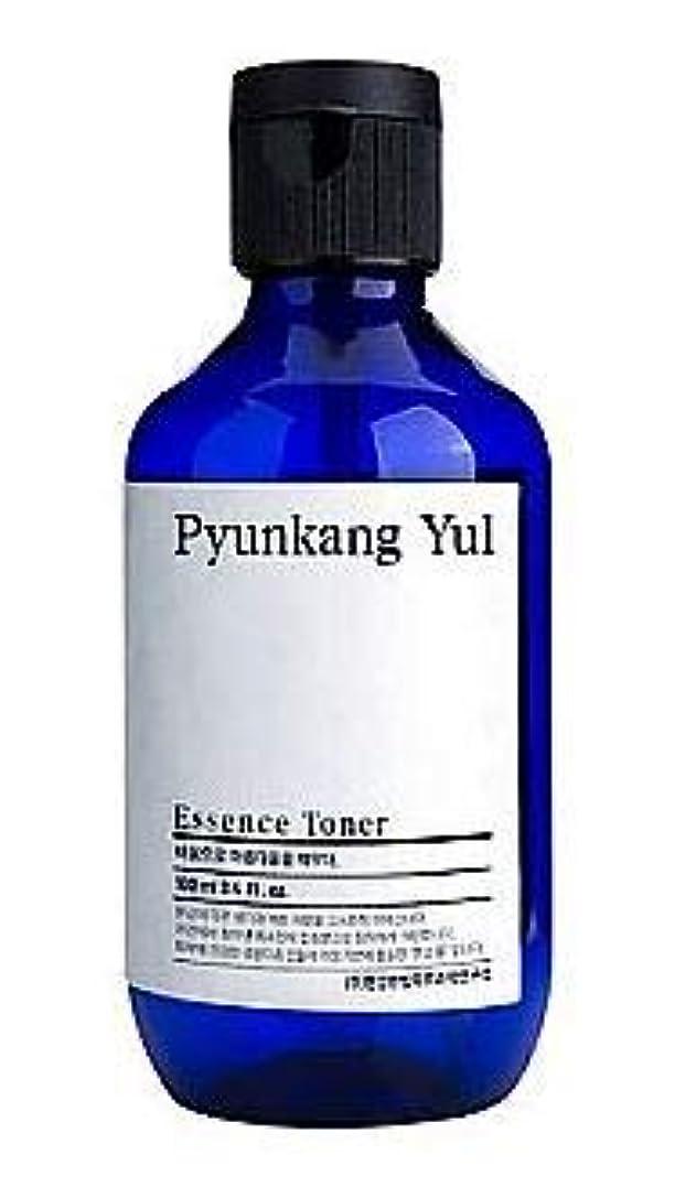 コンペ熱血まみれ[Pyunkang Yul] Essence Toner 100ml /[扁康率(PYUNKANG YUL)] エッセンストナー 100ml [並行輸入品]