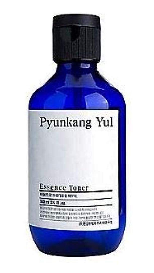 カラス広々とした狂人[Pyunkang Yul] Essence Toner 100ml /[扁康率(PYUNKANG YUL)] エッセンストナー 100ml [並行輸入品]