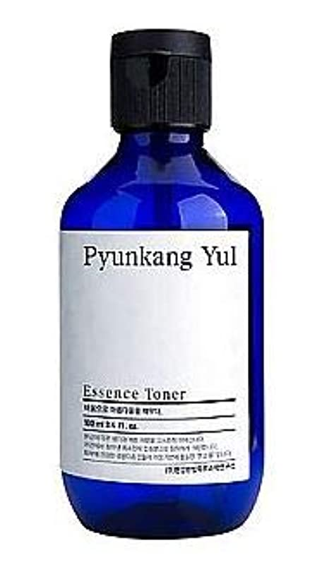伸ばす悪性の日付付き[Pyunkang Yul] Essence Toner 100ml /[扁康率(PYUNKANG YUL)] エッセンストナー 100ml [並行輸入品]