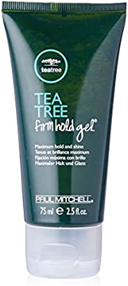 Paul Mitchell Tea Tree Firm Hold Gel by Paul Mitchell for Unisex - 2.5 oz Gel, 75 milliliters