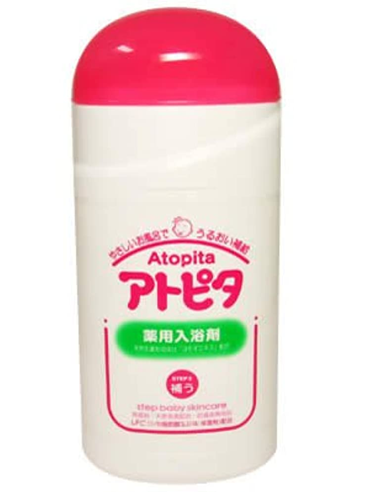 人類群集歌新アルエット アトピタ 薬用入浴剤 500g ×3個セット