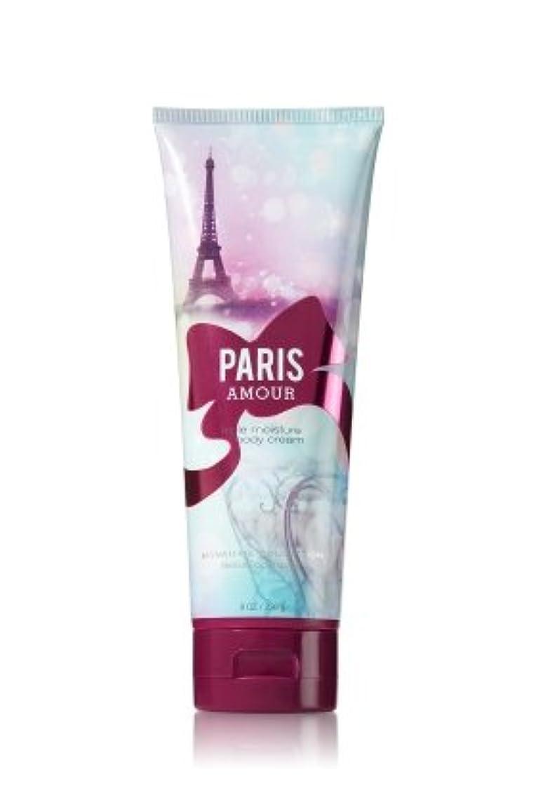 浮浪者脊椎テレビを見るバス&ボディワークス パリスアモール ボディクリーム Paris Amour Triple Moisture Body Cream [海外直送品]