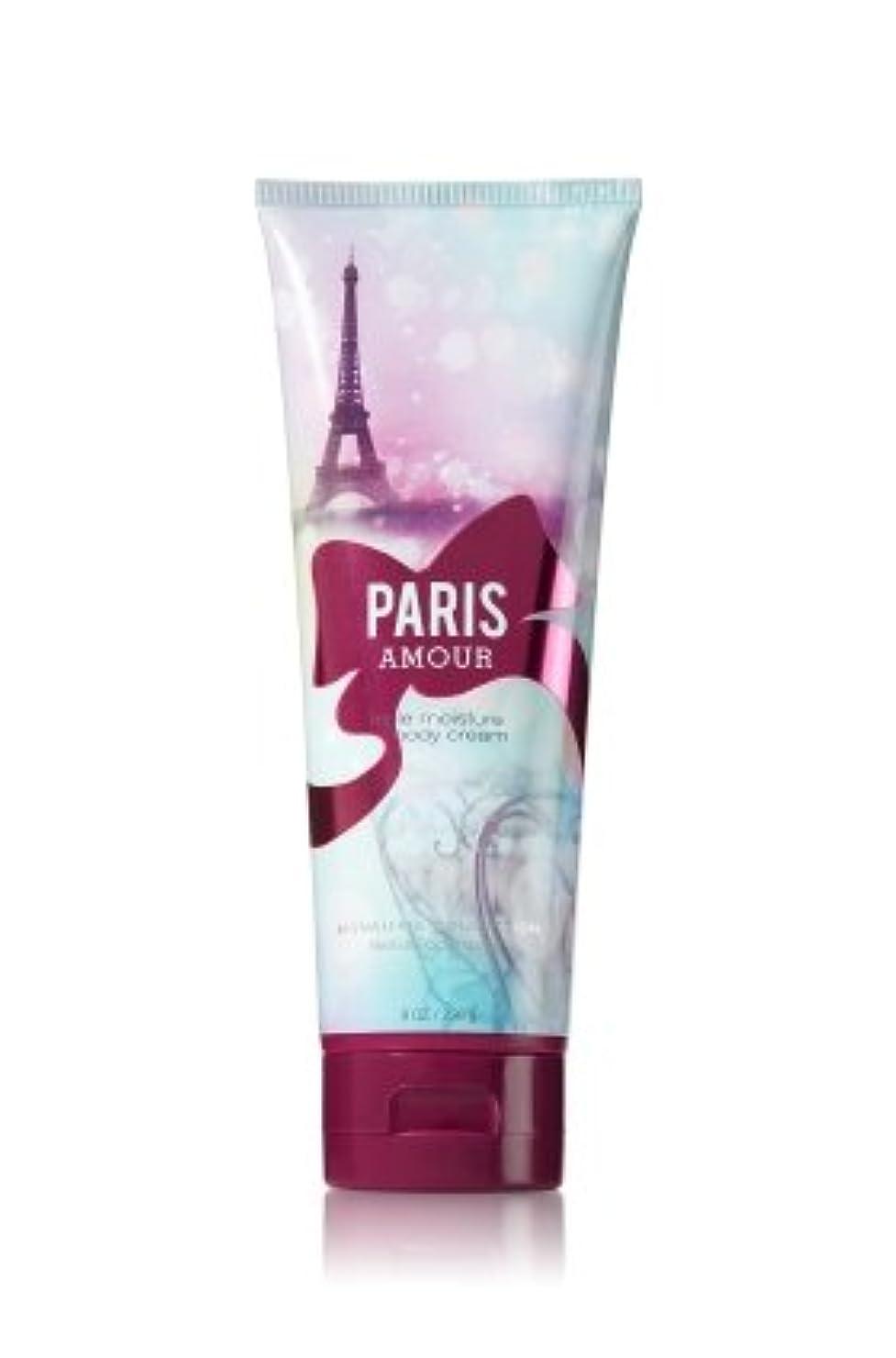オプショナル騒ぎ野なバス&ボディワークス パリスアモール ボディクリーム Paris Amour Triple Moisture Body Cream [海外直送品]