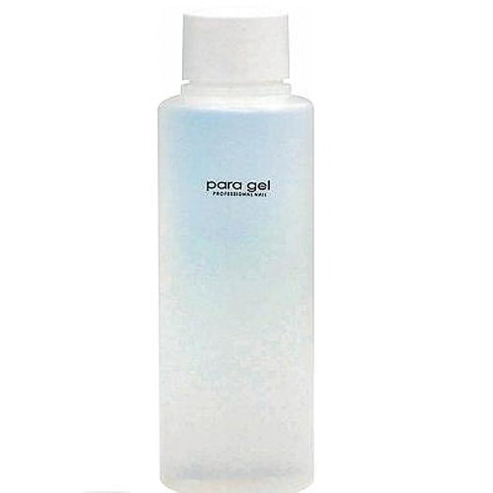 悪化する夜間朝パラジェル(para gel) パラクリーナー 120ml