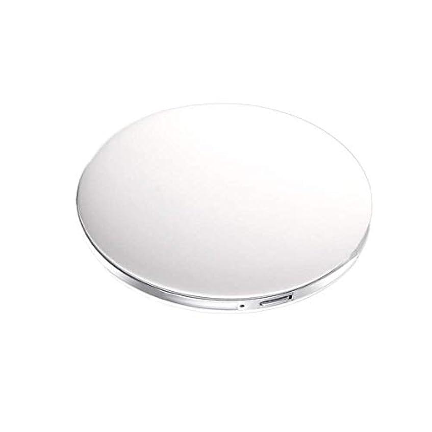 ソブリケット剪断詳細なハンドミラー 携帯ミラー LED 充電メイク ポケット 旅行 ベルサイユ ボヘミア サンシャイン 化粧鏡携帯型 折り畳み式 コンパクト鏡 外出に 持ち運び便利 超軽量 おしゃれ