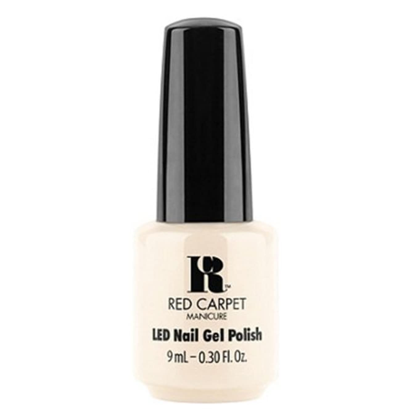 労苦キリン砲撃Red Carpet Manicure - LED Nail Gel Polish - First Looks - 0.3oz / 9ml