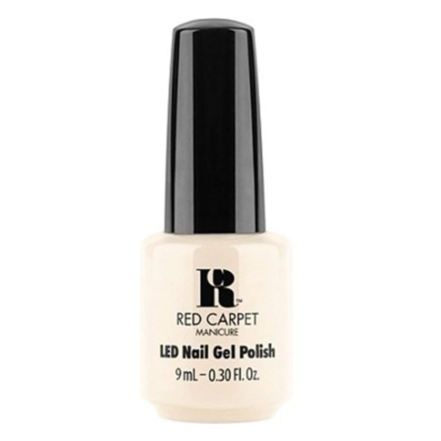 必要条件バイナリ会計士Red Carpet Manicure - LED Nail Gel Polish - First Looks - 0.3oz / 9ml