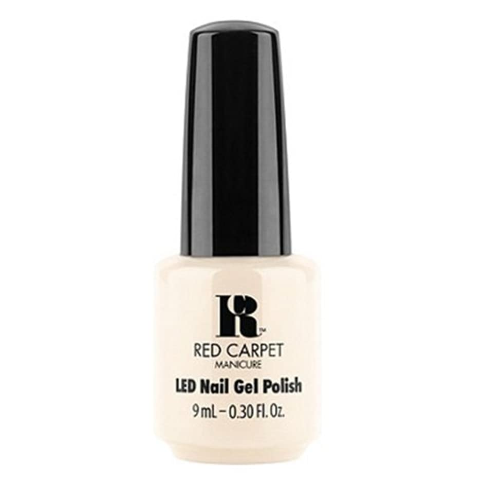サイドボードトークジャングルRed Carpet Manicure - LED Nail Gel Polish - First Looks - 0.3oz / 9ml