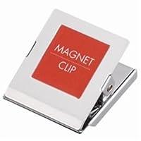 ジョインテックス (業務用200セット) マグネットクリップ中 赤 B145J-R