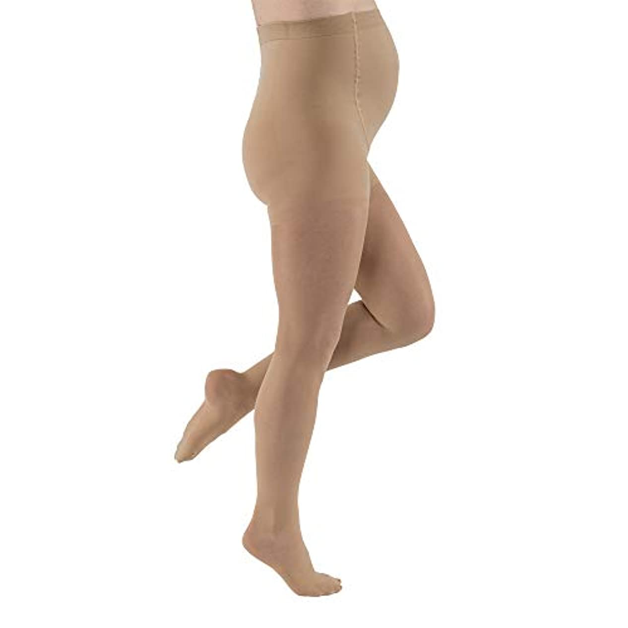 祭り魔女没頭するJobst Ultrasheer Women's Maternity CT 20-30mmHg Pantyhose - Medium, Natural by Jobst