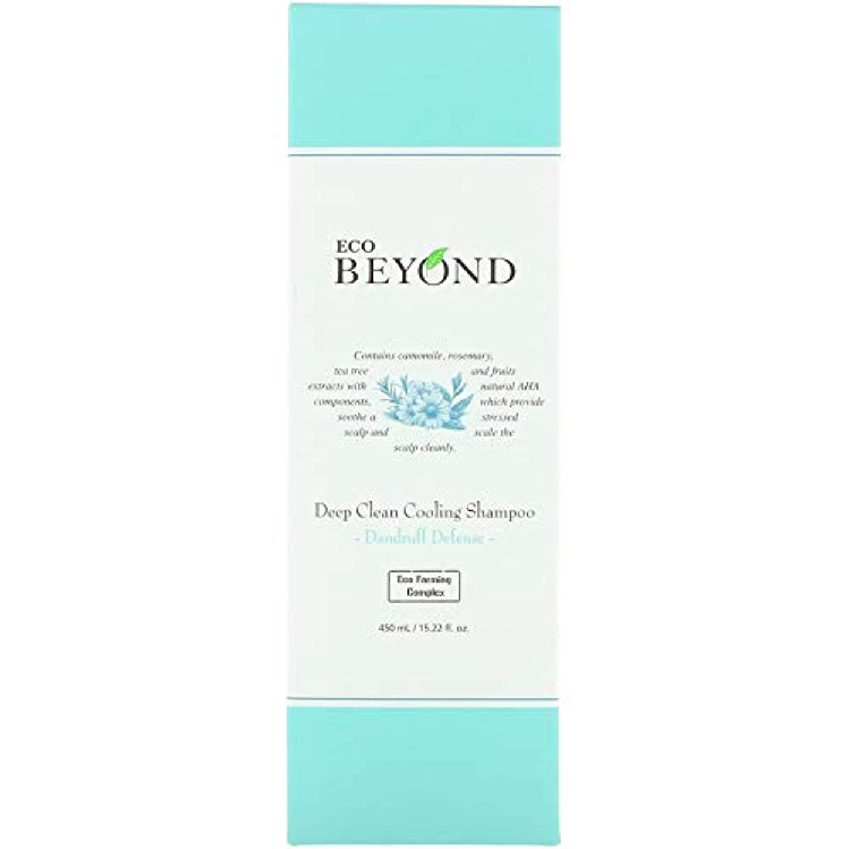 トーン蓮凝縮する[ビヨンド] BEYOND [ディープ クリーン クーリング シャンプー 450ml] Deep Clean Cooling Shampoo 450ml [海外直送品]