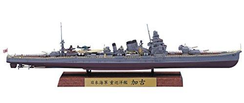 ハセガワ 1/700 日本海軍 日本海軍 重巡洋艦 加古 フルハルスペシャル プラモデル CH118