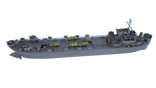 ニコモデル 1/700 米海軍LST-1級戦車揚陸艦 LST-542 PN07029
