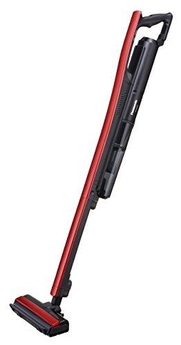 パナソニック コードレススティッククリーナー イット レッドブラック MC-BU500J-R